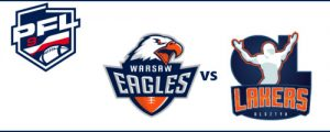 Warsaw Eagles B - Olsztyn Lakers
